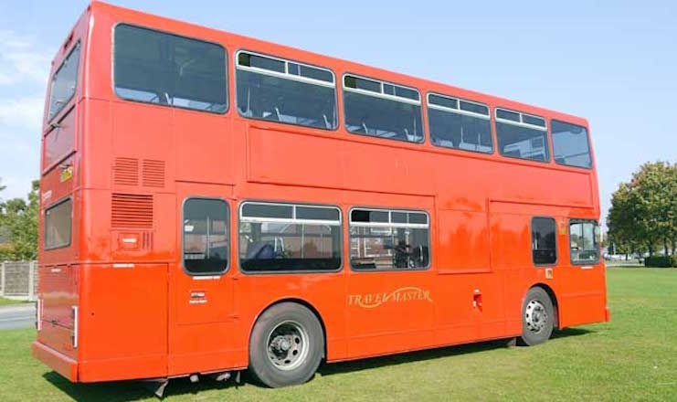 Double Decker Bus Hire