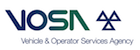 Vehicle and Operator Services Agency Logo